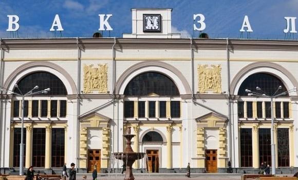 ЖД Вокзал ЖД вокзал Витебск-Пассажирский